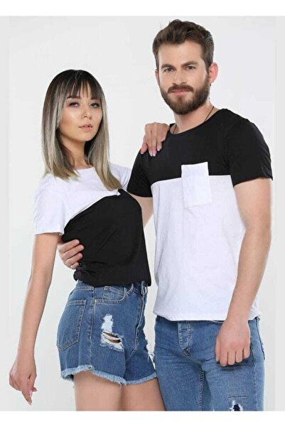 giyinbizden Sevgili Kombini Parçalı Tişört (FİYATLAR 1 ADET İÇİNDİR..!)