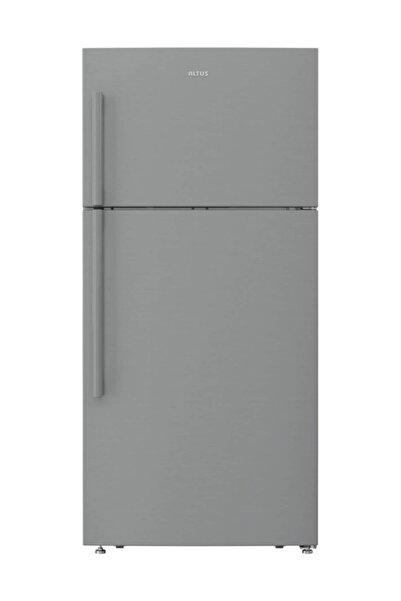 Altus AL 376 EIY A+ 620 Lt NoFrost Inox Buzdolabı