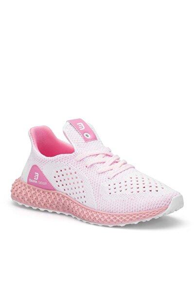 DARK SEER Unisex Pudra Bağcıklı Sneaker