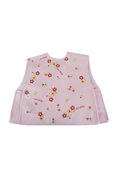 Sevi Bebe Körüklü Giymeli Önlük Art-515 Pembe