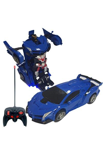 Happy Toys Uzaktan Kumandalı Robota Dönüşen Araba