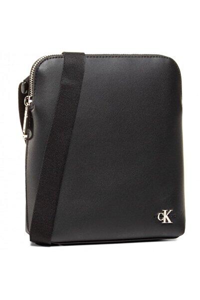 Calvin Klein Erkek Calvin Klien Micro Flatpack W/pckt Smo Çapraz Askılı Erkek Çantası K50k506160