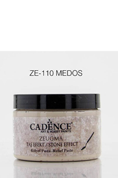 Cadence Zeugma Taş Efekti Rölyef Pasta 110 MEDOS