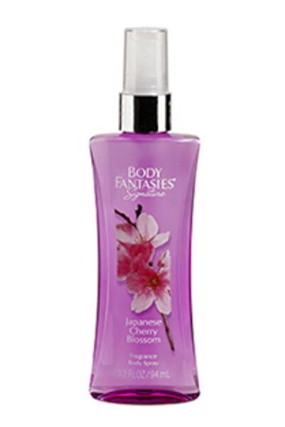 Body Fantasies Japanese Cherry Blossom Vücut Spreyi 94 ml