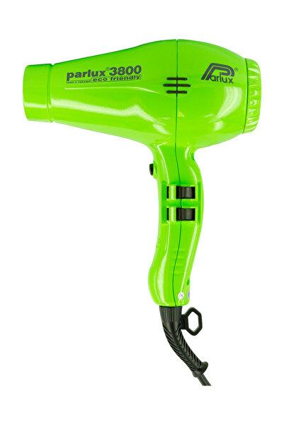 Parlux 3800 Eco Friendly İonic & Ceramic Fön Makinesi Yeşil 8021233114182
