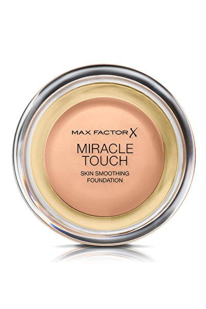 Max Factor Kompakt Fondöten - Miracle Touch Foundation 060 Sand 5011321338425