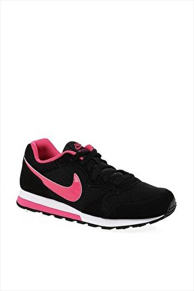 Nike 807319-006 MD RUNNER 2 Kadın Siyah Günlük Ayakkabı