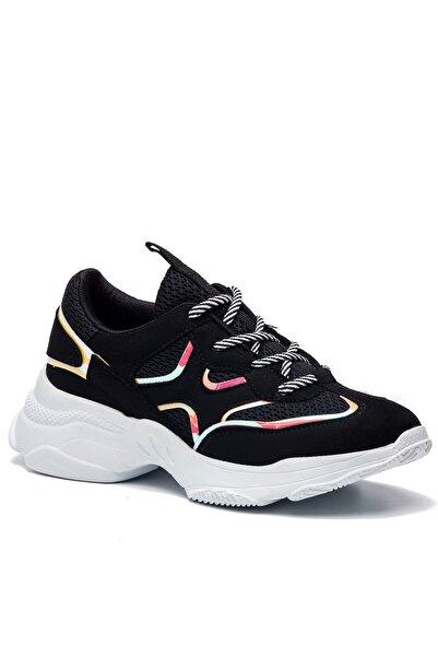 TIFFANY&TOMATO Siyah  Kadın  Sneaker 9150478Z