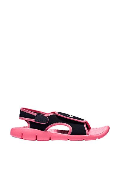 Nike Kids Unisex Sandalet - Sunray Adjust 4 - 386520-001