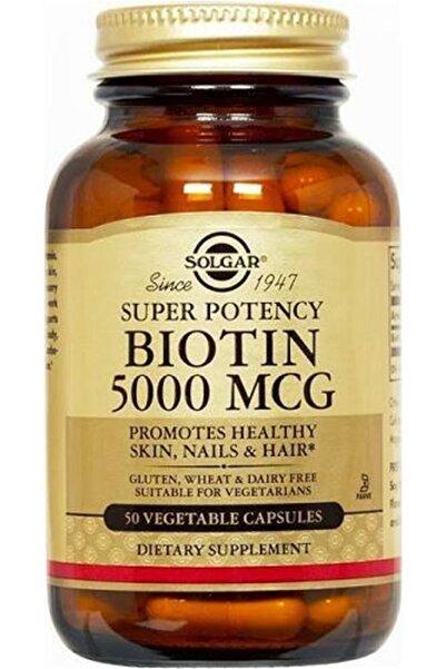 vevitamin Biotin 5000 Mg 50 Kapsül