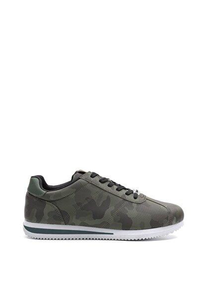 LETOON Erkek haki Sneaker - 7022T - 001M 7022T