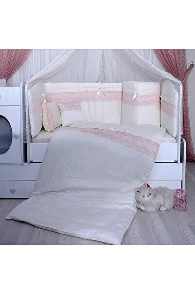 Biobaby Bebek Uyku Seti 70X130 Pembe /