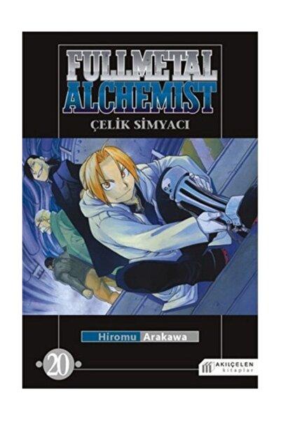 Akıl Çelen Kitaplar Fullmetal Alchemist - Çelik Simyacı 20 - Hiromu Arakawa