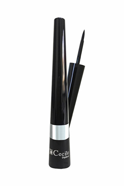 Cecile Eyeliner - Very Black Dipliner New Formula 8698438606103