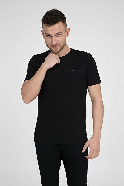 Hugo Boss Siyah Erkek T-Shirt 50385281 001
