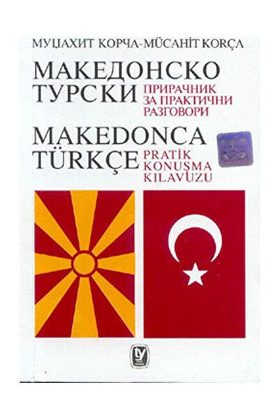 Tekin Yayınevi Makedonca Türkçe Pratik Konuşma Klavuzu