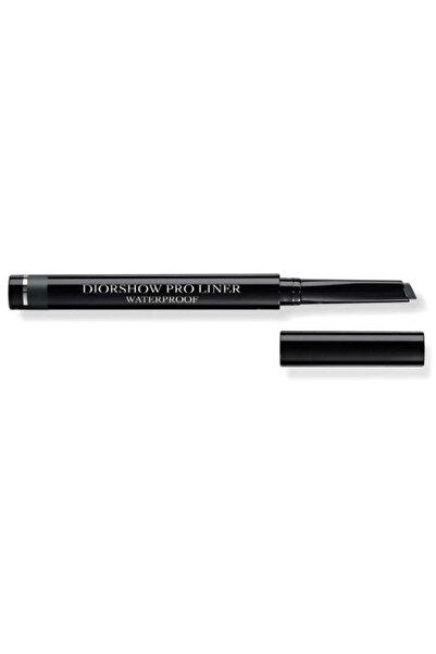 Dior Suya Dayanıklı Siyah Eyeliner - Diorshow Pro Liner 3348901300070