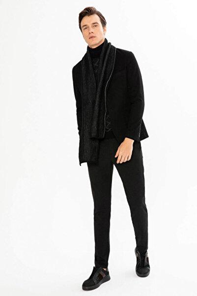 Xint Erkek Siyah Ceket - 19KE43190379-01