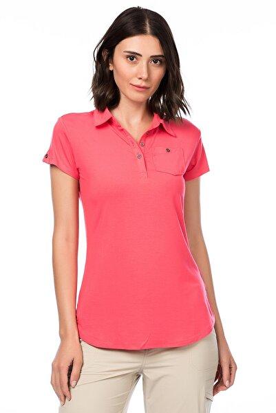 Columbia Kadın 1658821 Spring Drifter Polo Yaka T-shirt 02116YW00012