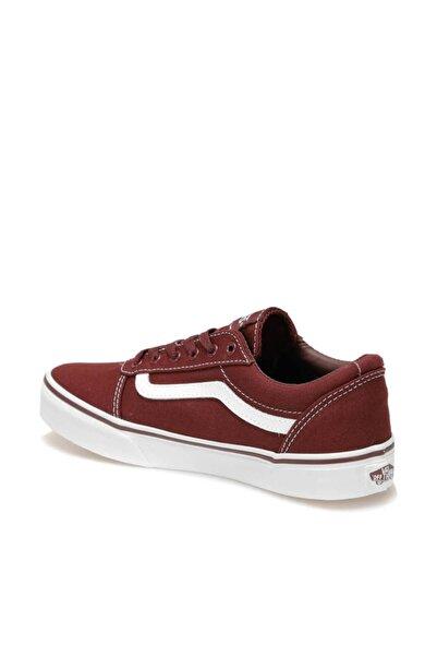 Vans YT WARD Bordo Unisex Çocuk Sneaker Ayakkabı 100445027