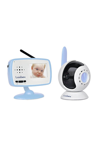 Loobex Lbx-2601 Dijital Kameralı Bebek Telsizi