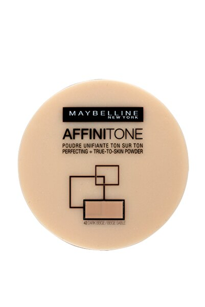 Maybelline New York Pudra - Affinitone Powder 42 Dark Beige 3600530559022