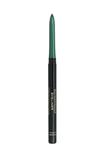 Golden Rose Suya Dayanıklı Yeşil Göz Kalemi - Waterproof Automatic Eyeliner No: 08 8691190990084