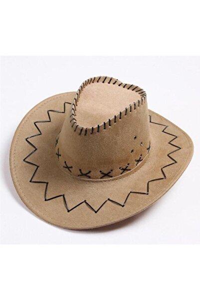İşnar Kovboy Fötr Şapka