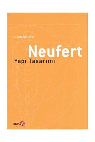 Neufert Yapı Tasarımı Ernst Neufert