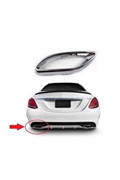 Mercedes C Serisi W205 Sol Egzoz Ucu A2058852221