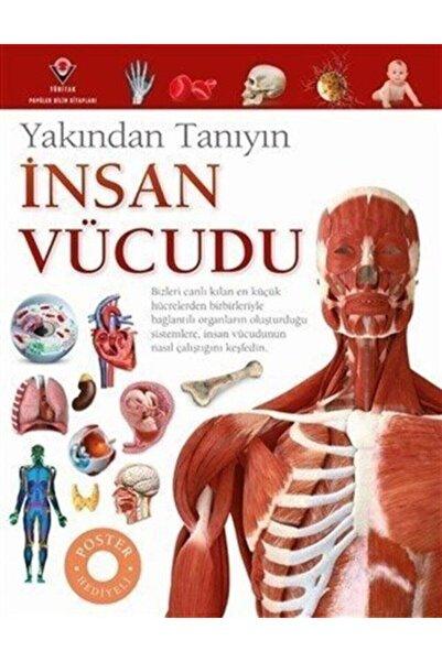 Tübitak Yayınları İnsan Vücudu Yakından Tanıyın