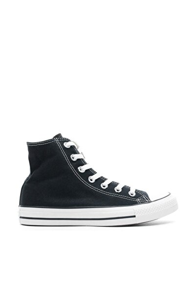 converse Unisex Siyah Chuck Taylor All Star Hi Sneaker