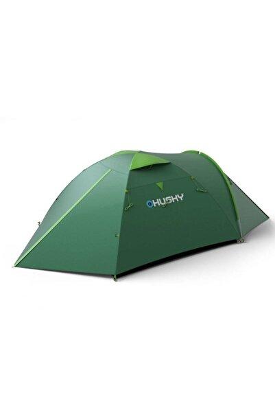 HUSKY Bizon 4 Kişilik 4 Mevsim Çadır Kamp Çadırı