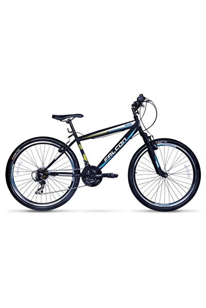 Falcon Viento 26 Jant Yol Bisikleti - Mat Siyah