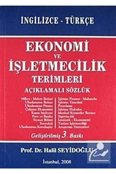 Güzem Can Yayınları Ekonomi Ve Işletmecilik Terimleri Açıklamalı Sözlük