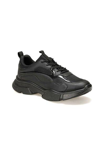 FORESTER SKB2 Siyah Erkek Kalın Taban Sneaker Spor Ayakkabı 100443294