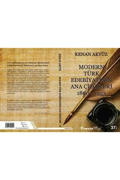 İnkılap Kitabevi Modern Türk Edebiyatının Ana Çizgileri