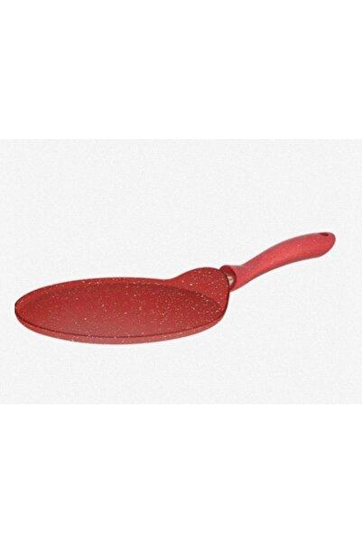 Hascevher Kırmızı Granit Krep Tavası 24 cm