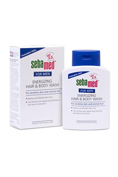 Sebamed Canlandırıcı Saç & Vücut Şampuanı