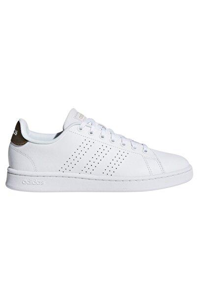 adidas ADVANTAGE Beyaz Kadın Sneaker Ayakkabı 101069230