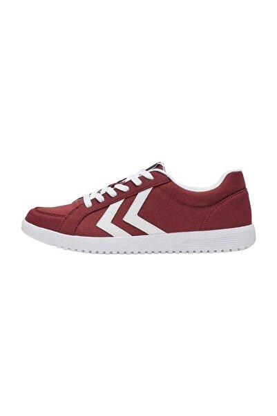 HUMMEL Kadın Kırmızı Deuce Court Spor Ayakkabı 208997-3661