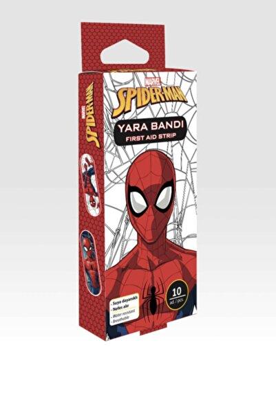 MARVEL Spiderman Baskılı Yara Bandı 10'lu