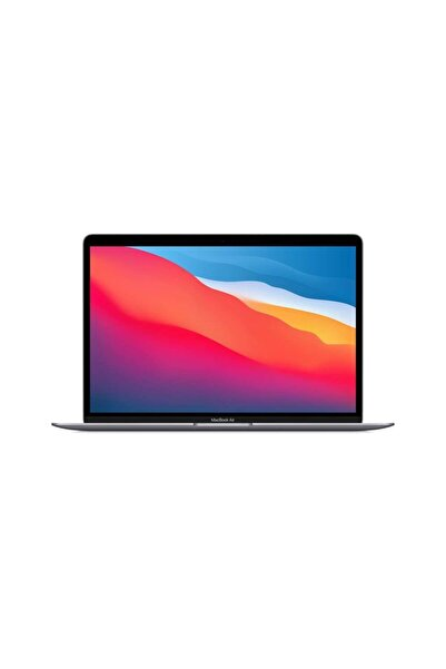 Apple Macbook Aır 13 Inc M1 8c 16gb Ram 512gb Ssd Space Gray - Z125000bv