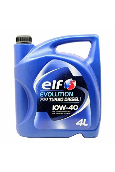 ELF Evolution 700 Turbo Diesel 10w/40 4 lt Yarı Sentetik Motor Yağı