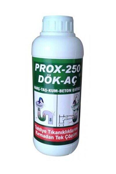 Prox -250 Harç Beton Kum Eritici Lavoba Gider Açıcı