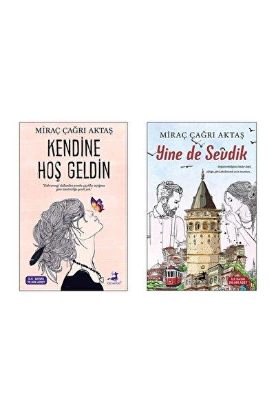 Olimpos Yayınları Kendine Hoş Geldin , Yine De Sevdik , Miraç Çağrı Aktaş (Ikili Set)