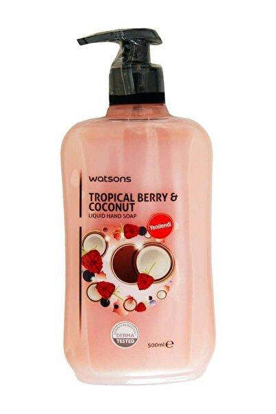 Watsons TropBerry&Coconut ScenCre Hand S 500 ml 2399900831684