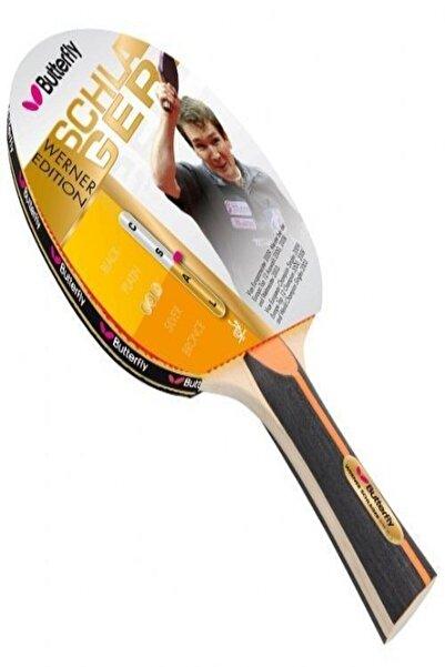 BUTTERFLY Werner Schlager Gold Masa Tenisi Raketi