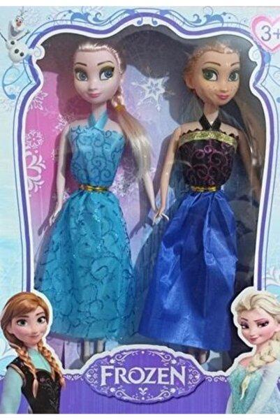 Frozen Lightcrop Elsa & Anna Buz Prensesi 2'li Bebek