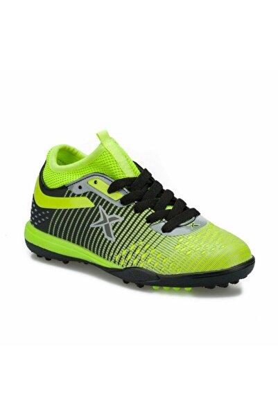 Kinetix Çocuk Neo Yeşil Çoraplı Halısaha Ayakkabısı